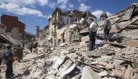 İtalyadaki depremde ölü sayısı 250ye yükseldi