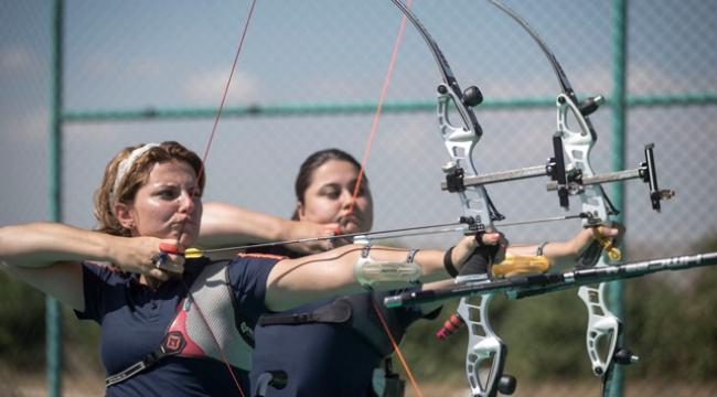 Paralimpik okçular Rioda hedefi vuracak