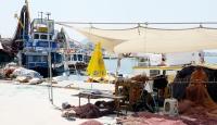 Egeli balıkçılar vira bismillah demek için gün sayıyor