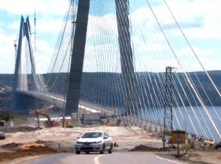 İlklerin köprüsü trafiği rahatlatacak