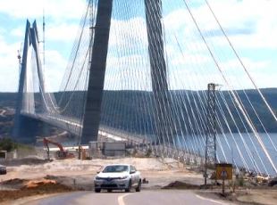 3. köprü trafiği rahatlatacak