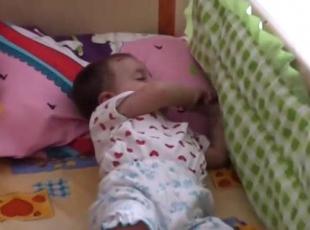 Esma bebek iyileşti kardeşleri yoğun bakımda