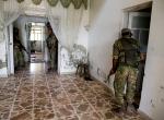 ÖSO Cerablusta DAİŞin boşalttığı evlerde arama yapıyor