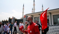 Darbe girişimini protesto etmek için İstanbuldan Ankaraya yürüdü
