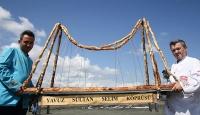 Yavuz Sultan Selim Köprüsünün böreği de hazır