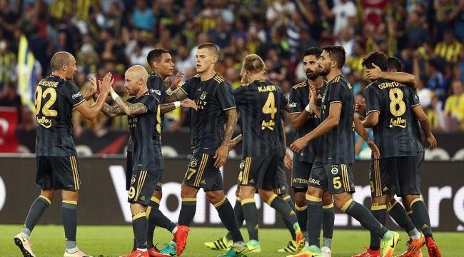 Fenerbahçe UEFA Avrupa Liginde zorlu grupta