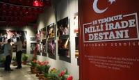 15 Temmuz Milli İrade Destanı Fotoğraf Sergisi açıldı