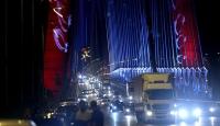 İstanbulun 3. gerdanlığında geçişler başladı