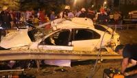 İstanbul Maltepede trafik kazası