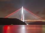 3. Köprünün ışıkları yandı