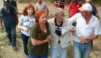 Ormanda kaybolan yaşlı adam 9 saat sonra bulundu