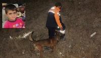 Erzurumda kaybolan çocuk bulundu
