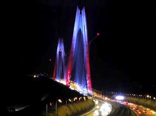 3. Köprü'den geçiş başladı