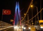 Yavuz Sultan Selim Köprüsünde araç geçişleri başladı