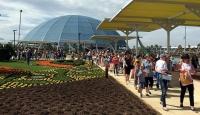EXPO 2016 Antalyayı 2 milyon kişi ziyaret etti