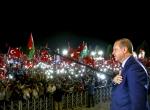 Erdoğanın görevde ikinci yılı