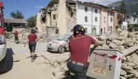 İtalyadaki depremde ölü sayısı 290a yükseldi
