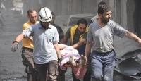 Taziye çadırına varil bombasıyla saldırı: 20 ölü
