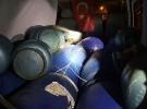 Hakkari'de bomba yüklü 2 araç ele geçirildi
