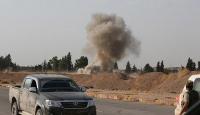 Cerablusta tanka roketli saldırı: 1 şehit