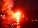 Darbeye Hayır Sualtı sergisi denizin 5 metre derinliğinde açıldı