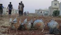 İdlibte misket bombalı saldırı: 3 ölü, 8 yaralı