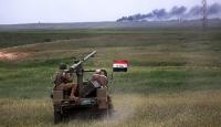 Irakta Ceziretul Halidiyye bölgesi DAİŞten kurtarıldı