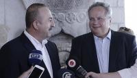 Çavuşoğlundan Yunanistana gayrıresmi ziyaret