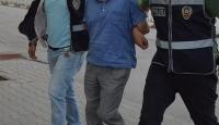 Edirnede terör örgütü üyesi 2 şüpheli tutuklandı