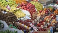 Hacıların meyve sebzeleri Türkiyeden