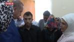 Cumhurbaşkanı Erdoğan, terör saldırısında hayatını kaybedenlerin ailelerine taziyelerini iletti