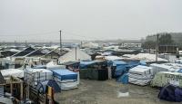Calaisteki sığınmacı sayısı 10 bine yaklaştı