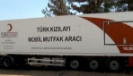 Türk Kızılayının Cerablusa yardımları sürüyor