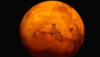 Marsta yaşam denemesi