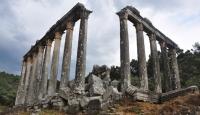 Zeus Tapınağı eski ihtişamına kavuşacak