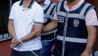 Rütbeli 3 asker gözaltına alındı