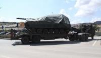 Ankaradaki zırhlı araçlar Çankırıya götürülüyor