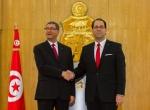 Tunusta başbakanlıkta devir teslim