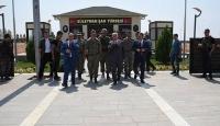 Şanlıurfa Valisi Tuna, Süleyman Şah Türbesini ziyaret etti