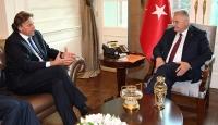 Başbakan Yıldırım, Hollanda Dışişleri Bakanı Koendersi kabul etti