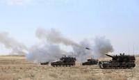 Suriyedeki DAİŞe ait 8 hedef imha edildi
