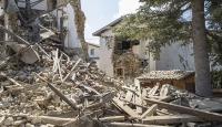 İtalyadaki depremin bilançosu artıyor