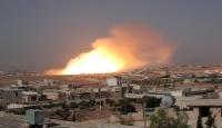 Rus ordusundan İdlibe fosfor bombalı saldırı