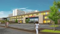Türkiyenin ilk şehir hastanesi gün sayıyor