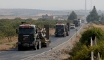 Suriye sınırındaki birliklere zırhlı araç takviyesi yapılıyor