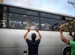 Gazzeden ilk hacı kafilesi yola çıkıyor