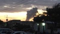 Somalide Cumhurbaşkanlığı Sarayı yakınında patlama: 5 ölü