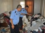 Gaziantepte bir evden 5 traktör çöp çıktı