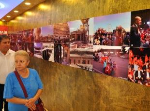 15 Temmuz Demokrasi ve Şehitler Fotoğraf Sergisi