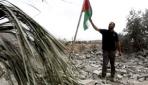 İsrail güçleri Batı Şeriada Filistinlilere ait bir evi yıktı